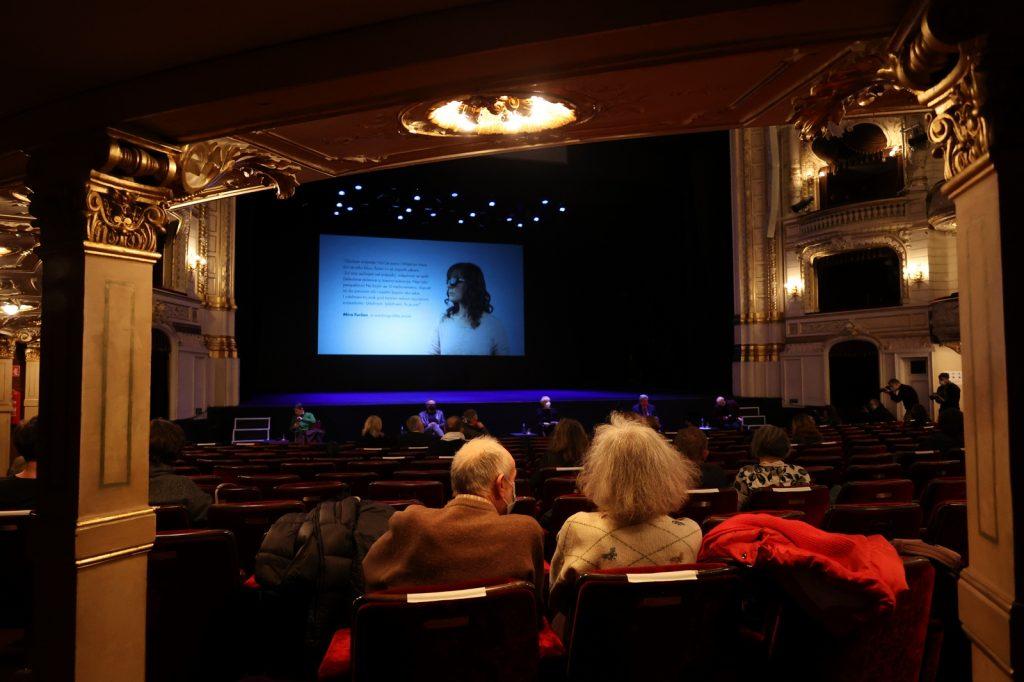 Prikazan je i kratki film Marina Lukanovića o Miri Furlan