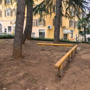 Primorski park / Foto Kristijan Vučković