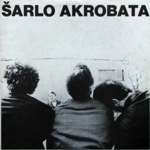 Šarlo Akrobata - cover albuma