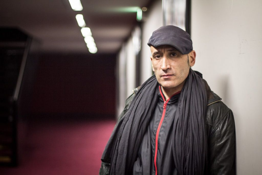 Alžirski redatelj Tariq Taguija