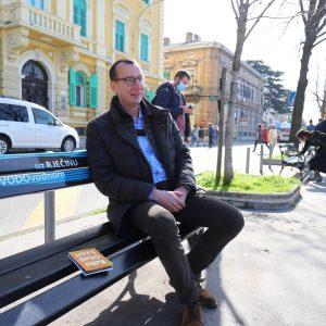 Zamjenik gradonačelnika Rijeke Marko Filipović / Foto: Ivica Nikolac