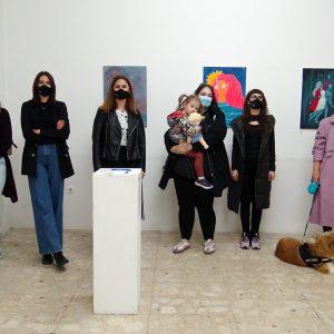 Umjetnički impulsi protiv nasilja u Galeriji SKC (8)