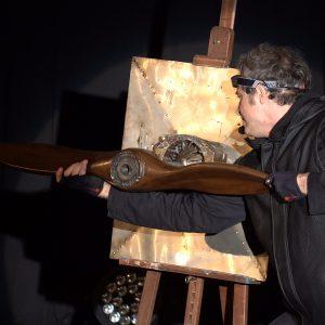 Colonello Futurista u Art-kinu
