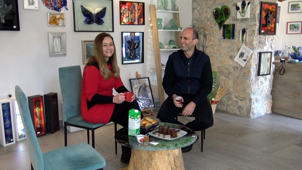 Jelena Cetinja Vukelić i Jovica Vukelić