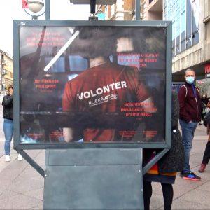 Izložba plakata zahvala je svim volonterima EPK