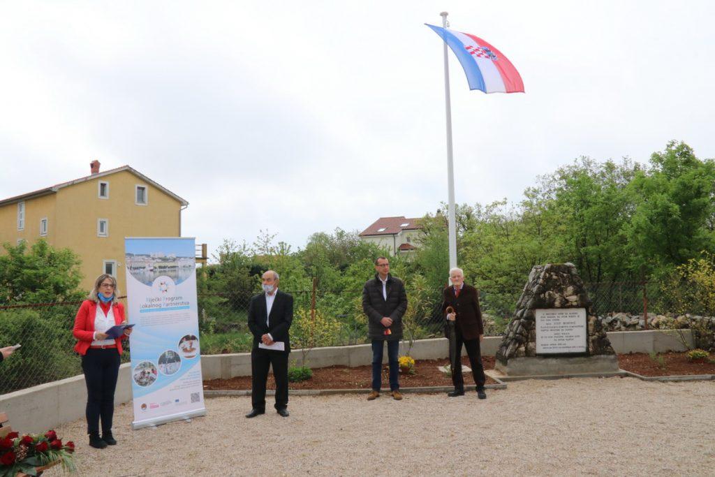 Dragica Fadljević, Josip Sušanj i Marko Filipović