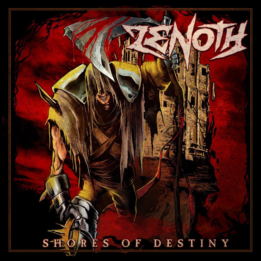 Shores of Destiny - Album Art