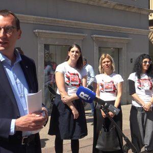Festival znanosti otvorio je zamjenik gradonačelnika Marko Filipović