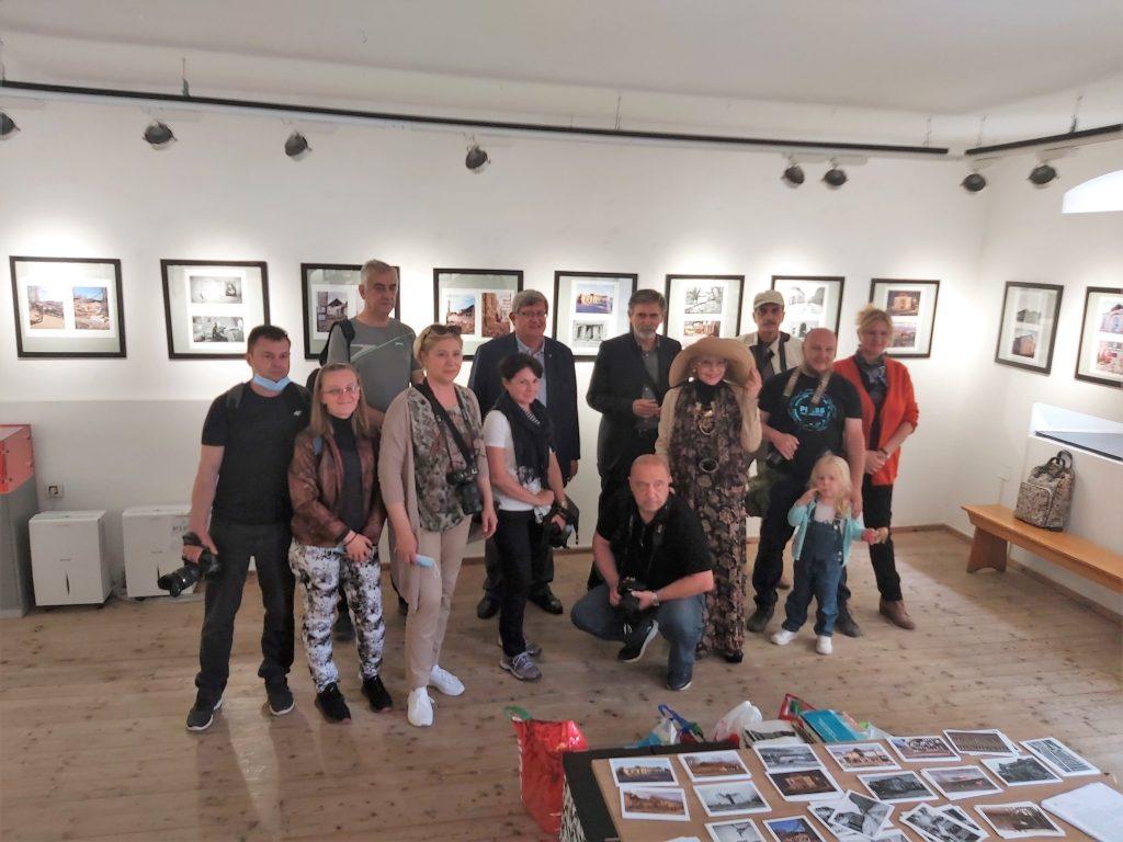 Vojko Obersnel i Borislav Božić s devet autora fotografija na izložbe