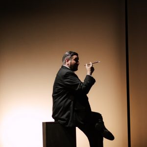 Goran Jurić Opera po Kamovu / Foto: Vladimir Mudrovčić