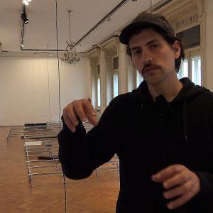 "Španjolski umjetnik Mario Santamaría predstavio instalaciju ""Nestabilne infrastrukture i zečje rupe"""