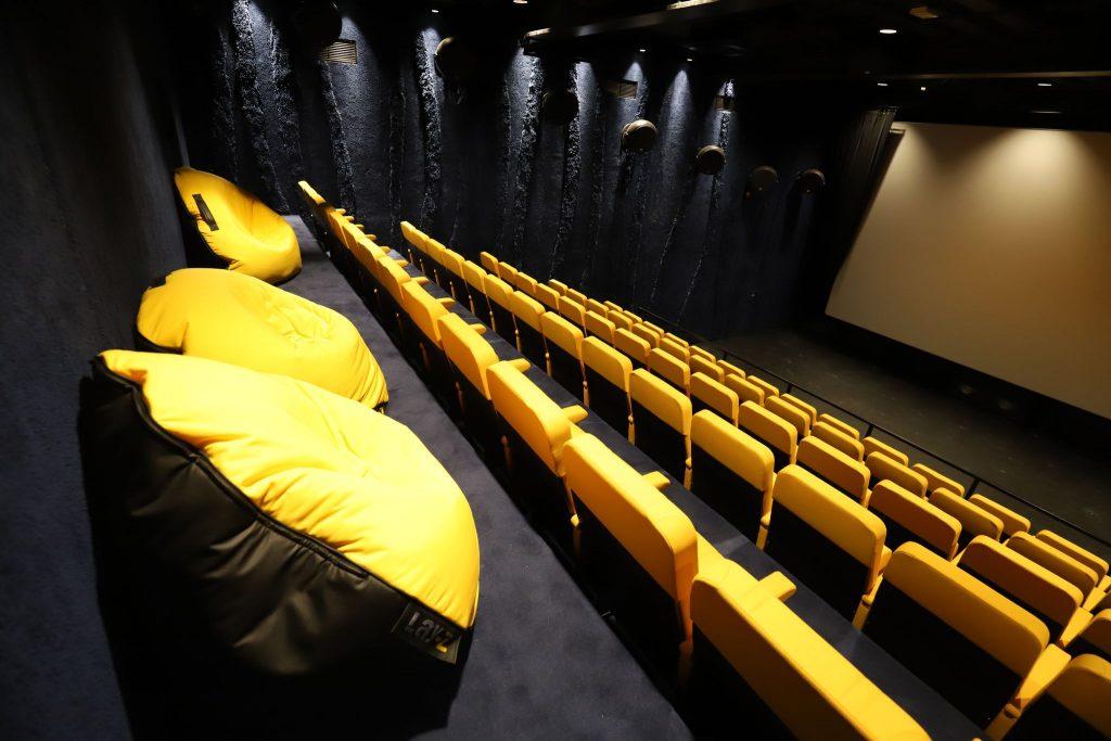 Kinodvorana u Dječjoj kući