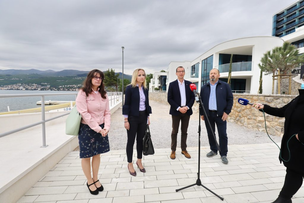 Sanja Kvaternik – Hren, Maja Malnar, Marko Filipović i Borjan Brnčić