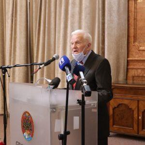 Predsjednik UABA-e Rijeka Dragutin Rađenović