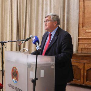Gradonačelnik Rijeke Vojko Obersnel