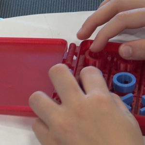 3D printana društvena igra toboganska