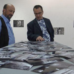 S otvorenja izložbe fotografija Ivice Nikolca