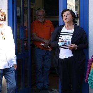 Izložba Plova Sanjina Bakotića u Poneštrici / Foto: Dario Jurjević