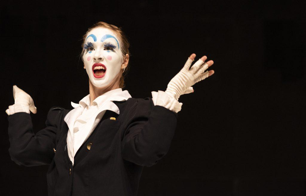 Klown / Foto Nina Durdevic,,