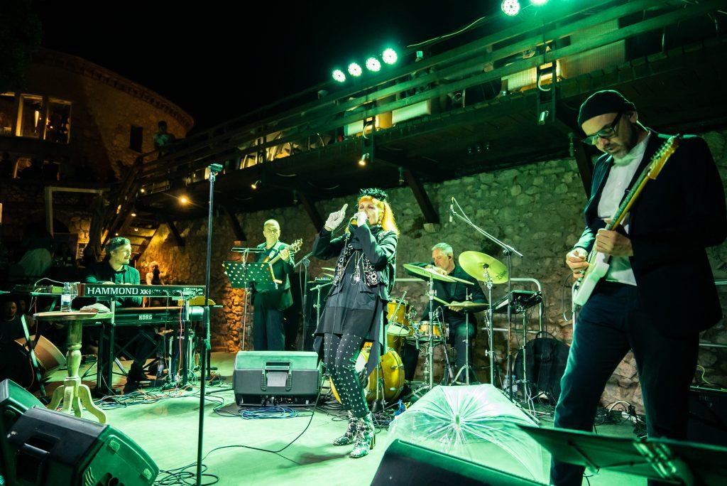 Josipa Lisac i njezin bend / Foto press Ljeto na Gradini