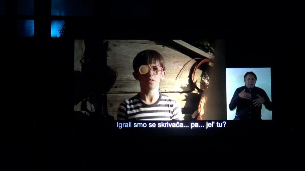 """""""Uzbuna na Zelenom vrhu"""" otvorila je prvo riječko inkluzivno kino na otvorenom"""