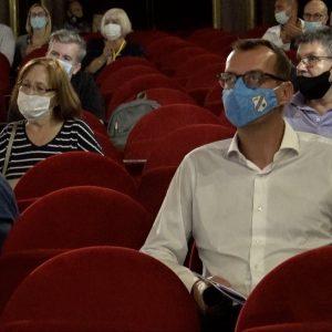 U publici na otvorenju HFF-a u Art-kinu bo je i gradonačelnik Marko Filipović