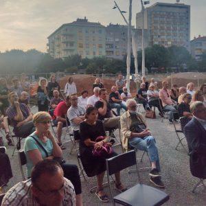 Rasprava o dokumentarcu Fiume crno crveno u Benčiću