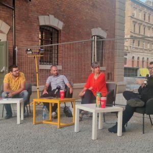 Kristian Benić, Marko Medved, Tea Perinčić i Aljoša Pužar
