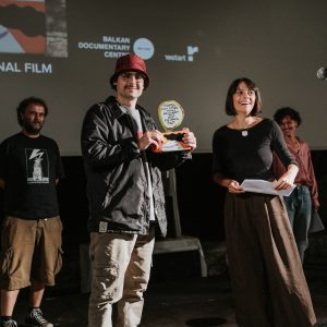 Toni Jelenić i Višnja Vukašinović / Foto: press, Liburnia film festival