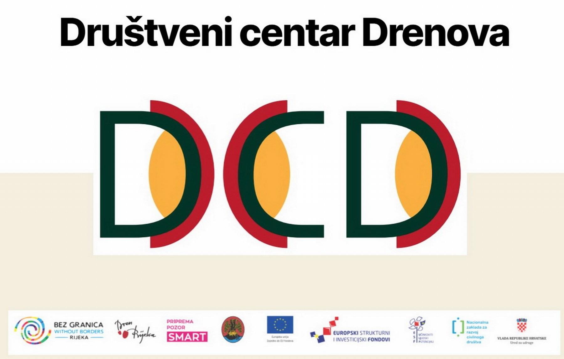 Društveni-centar-Drenova-logo