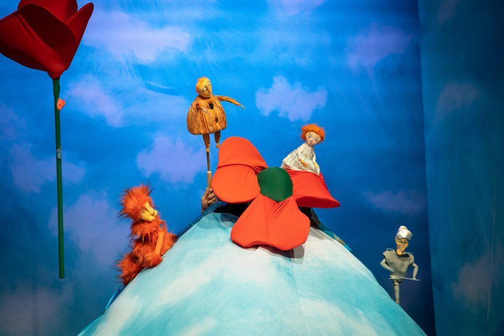 Čarobnjak iz Oza / Foto: Gradsko kazalište lutaka